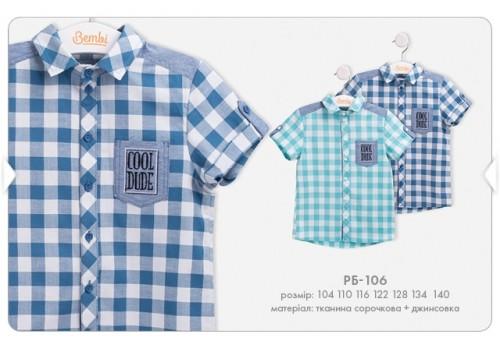 Рубашка (РБ 106)